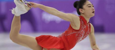 VIDEO: Săritură (aproape) imposibilă reuşită de o americancă la PyeongChang
