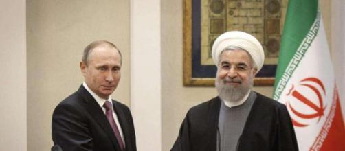 Accordi politici e militari tra Russia e Iran in Siria