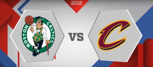 Cleveland Cavaliers vs. Boston Celtics (Youtube screen-cap/Motion Station)