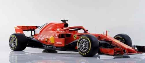 Ecco la nuova Ferrari. Si chiama SF71H