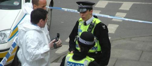Forensics scene - flickr/ Andrew Mason