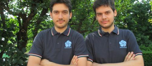 I fratelli Marco e Alessandro Florio