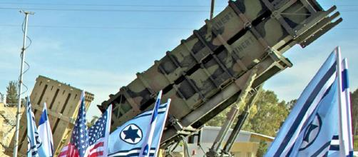 Israeli Patriot Missile Launcher [image Credit: United States Defense Department wikimedia commons]