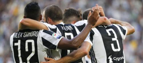 Juventus, diversi cambi di formazione contro il Tottenham