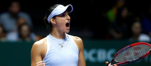 Masters : Caroline Garcia battue par Venus Williams - Le Parisien - leparisien.fr