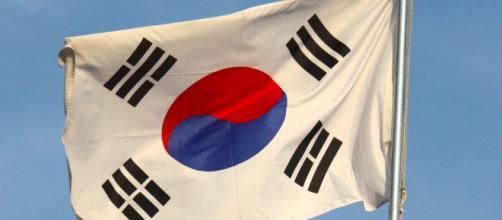 South Korean Flag -- Global Panorama/Flickr