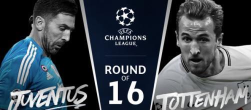 "UEFA Champions League: la Juventus sfida il Tottenham… "" - twitter.com"