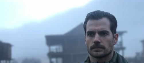 Un nuevo vistazo a Henry Cavill en 'Mission: Impossible - Fallout' - latercera.com