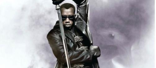 Wesley Snipes jugó al héroe Blade para una trilogía de películas, incluso estaba programado para aparecer en una película de Black Panther.