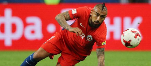 Arturo Erasmo Vidal Pardo es un futbolista profesional chileno