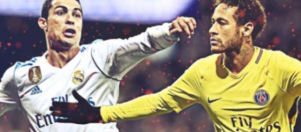 Cristiano Ronaldo e Neymar duelam nesta quarta-feira (14) no jogo mais aguardado do ano até o momento
