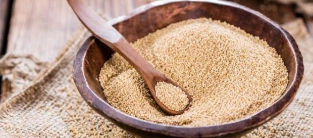 El amaranto tienen muchas propiedades nutritivas