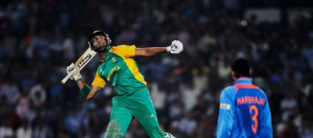 En el cuarto internacional de un día en Johannesburgo, dice Cricket South Africa (CSA)