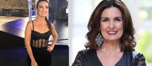 Fatima Bernardes é pedida em casamento em plena avenida e não foi pelo namorado