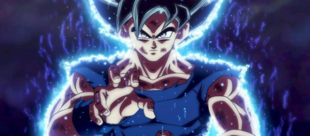 Goku está sacando el gran guerrero que lleva dentro, más allá del ultra instinto.