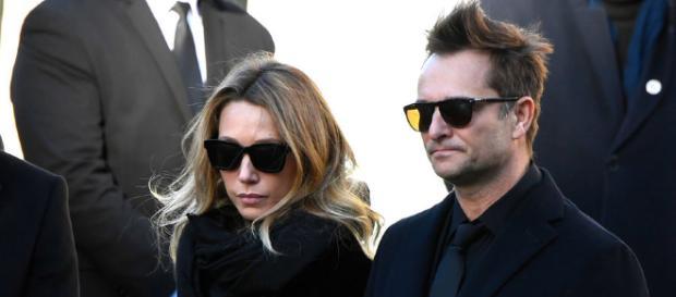 Hommage à Johnny Hallyday : Laura Smet et David Hallyday réunis à ... - parismatch.com