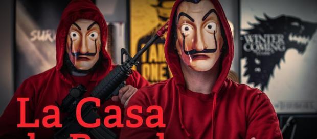''La Casa de Papel'': série da Netflix