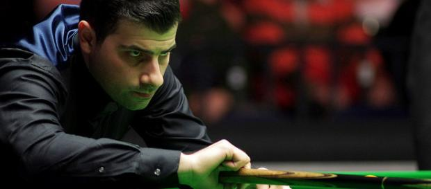 Michael Georgiou - World Snooker - worldsnooker.com