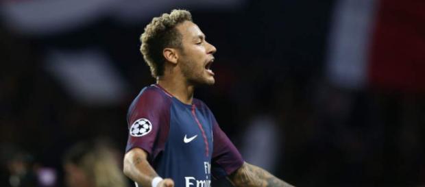 Neymar calienta el duelo de champions ante el Real Madrid - latercera.com