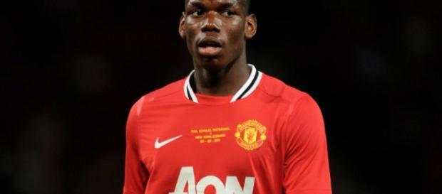 Paul Pogba no estaba en su mejor momento contra el Newcastle United