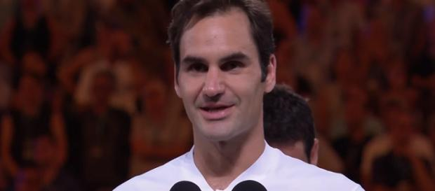 Roger Federer seeks to reclaim the world No.1 seat in Rotterdam/ (Photo: Australian Open TV channel on YouTube