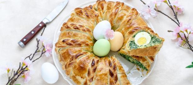 Torta pasqualina: una gustosa alternativa dalla Grecia