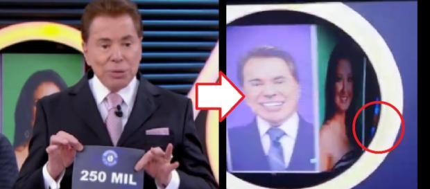 Vídeo mostra suposta fraude em promoção de Silvio Santos