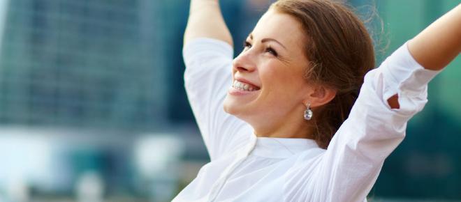 La seguridad de una mujer determina sus logros y éxitos