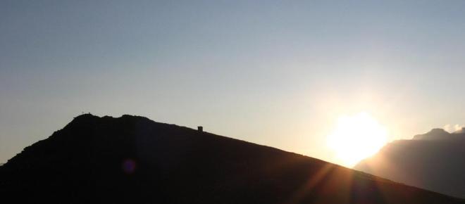 Grande apprensione in Val Pellice per un escursionista disperso