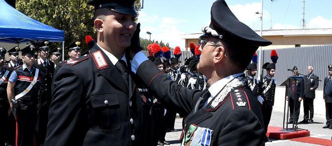 Carabiniere ricoverato per un malore mentre tenta di salvare un anziano