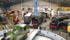 Museo del Ferrocarril de York refleja la historia de Inglaterra