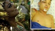Juliana Paes é vítima de criminoso, e MC Gui se envolve em acidente; confira