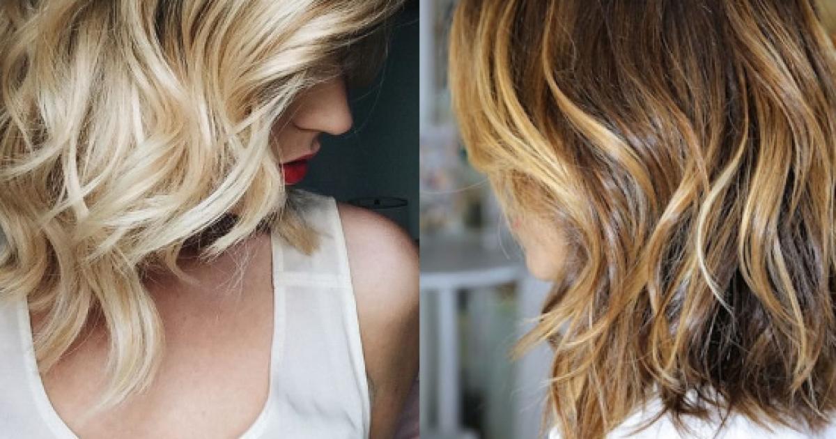 Nuovi tagli di capelli mossi: look per la primavera 2018