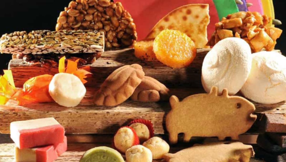 dulces mexicanos tradicioanles