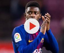 Ousmane Dembélé está sentindo problemas de adaptação