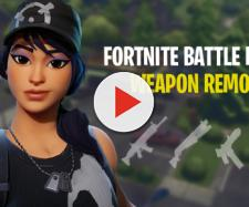 "Some ""Fortnite"" Battle Royale weapons will be removed. Image Credit: Own work"