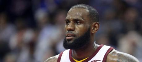 LeBron James Is Going to Get Real Old, Real Quick if he Keeps ... - newsweek.com