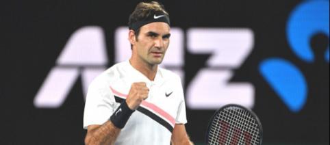 """""""Fed-Ex"""" gewinnt sein zwanzigstes Grand-Slam-Turnier mit 36 Jahren."""