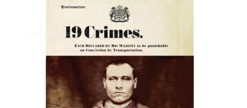19 Crimes Shiraz, 2016 (South Eastern Australia); $10.99 - TheWineBuzz - thewinebuzz.com