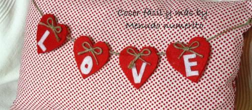 Cinco regalos de manualidades para San Valentín. - facilisimo.com