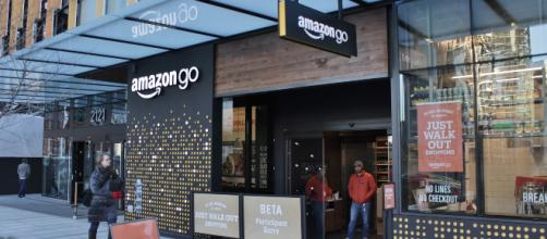 Amazon has slashed a few hundred jobs but intends to continue hiring. (Photo Credit: SounderBruce/Wikimedia Commons/CC 4.0/)