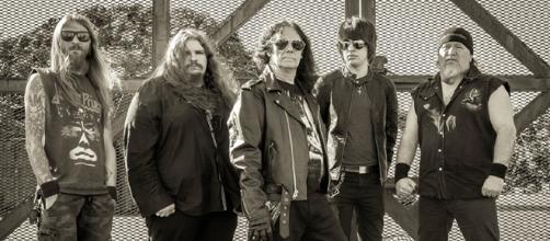 Blitzkrieg lanzará nuevo álbum en abril
