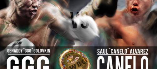 'Canelo' Álvarez vs Gennady Golovkin en 2018