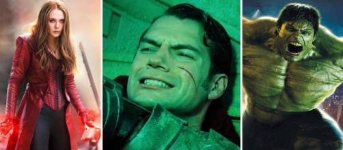 Ellos le hacen frente a Superman y lo vencen en las batallas.