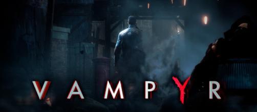 Fotograma del videojuego. La historia del vampiro.