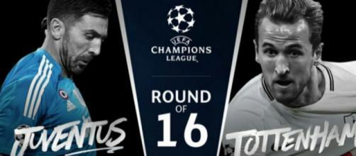 LIVE Juventus-Tottenham, Champions League
