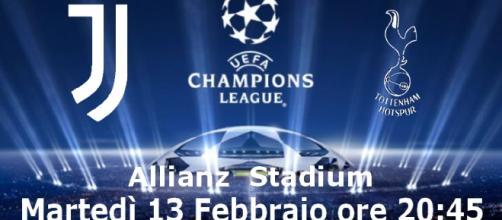 LIVE Juventus-Tottenham: streaming - direttaTV - formazioni - tutte le info