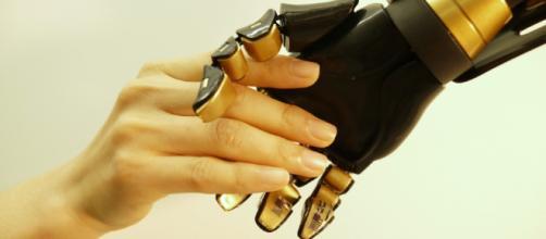 Los investigadores de la Universidad de Stanford esperan que los sensores puedan usarse en prótesis.