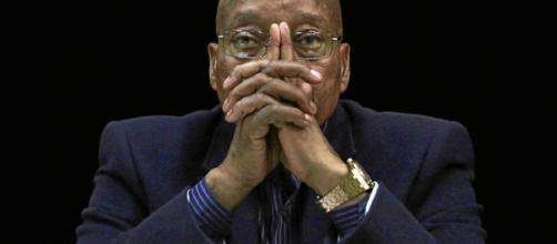 Presidente jacobo zuma 48 horas.