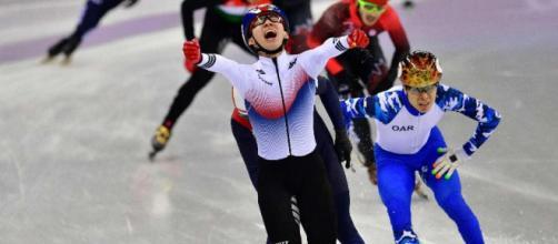 Primer oro para Corea del Sur en los Juegos de Pyeongchang - com.ec